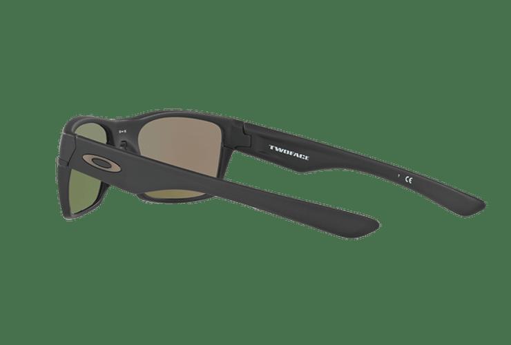 Oakley Twoface Matte Black lente Sapphire Iridium Polarized cod. OO9189-3560 Desc40% - Image 4