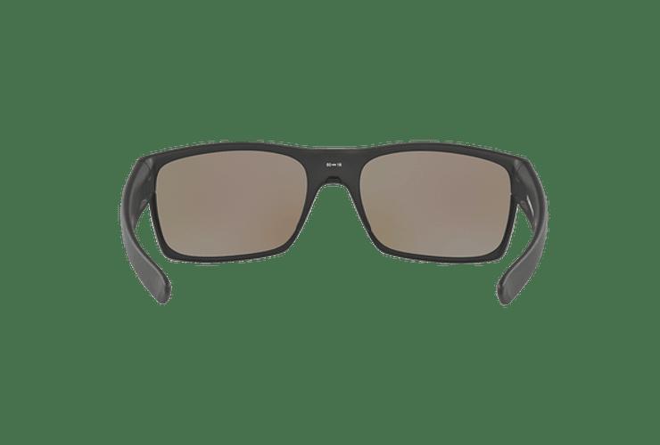 Oakley Twoface Matte Black lente Sapphire Iridium Polarized cod. OO9189-3560 - Image 6