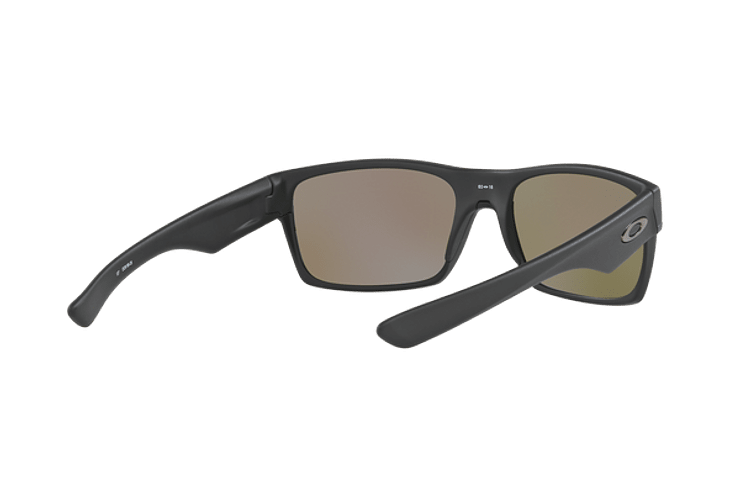 Oakley Twoface Matte Black lente Sapphire Iridium Polarized cod. OO9189-3560 Desc40% - Image 7