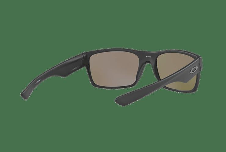 Oakley Twoface Matte Black lente Sapphire Iridium Polarized cod. OO9189-3560 - Image 7