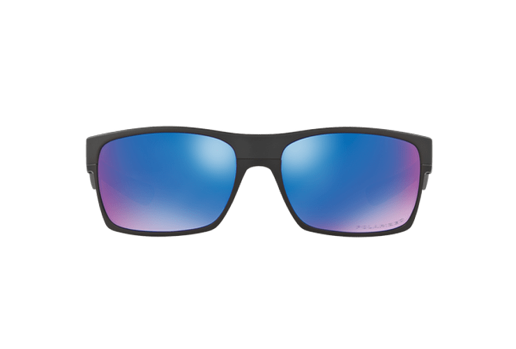 Oakley Twoface Matte Black lente Sapphire Iridium Polarized cod. OO9189-3560 Desc40% - Image 12