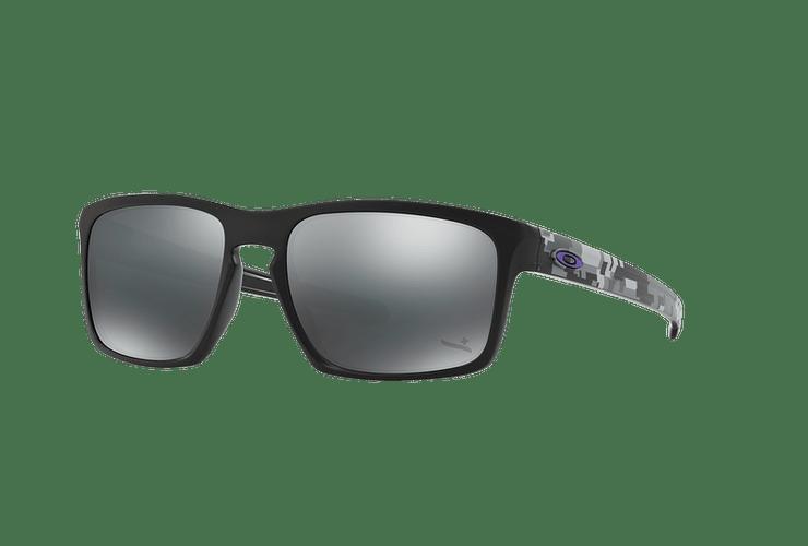 Oakley Sliver Ed. Especial Infinite Hero Matte Black lente Black Iridium cod. OO9262-3657 - Image 1