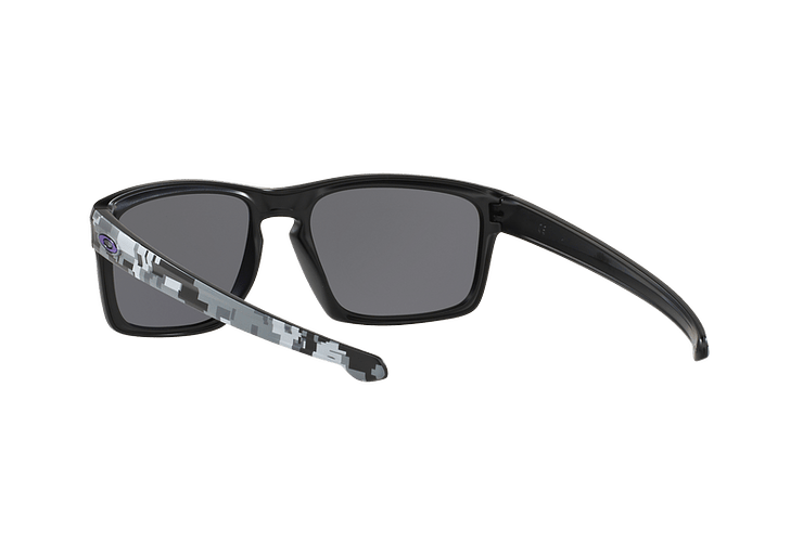 Oakley Sliver Ed. Especial Infinite Hero Matte Black lente Black Iridium cod. OO9262-3657 - Image 5
