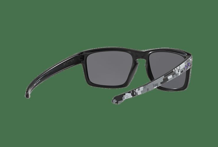 Oakley Sliver Ed. Especial Infinite Hero Matte Black lente Black Iridium cod. OO9262-3657 - Image 7