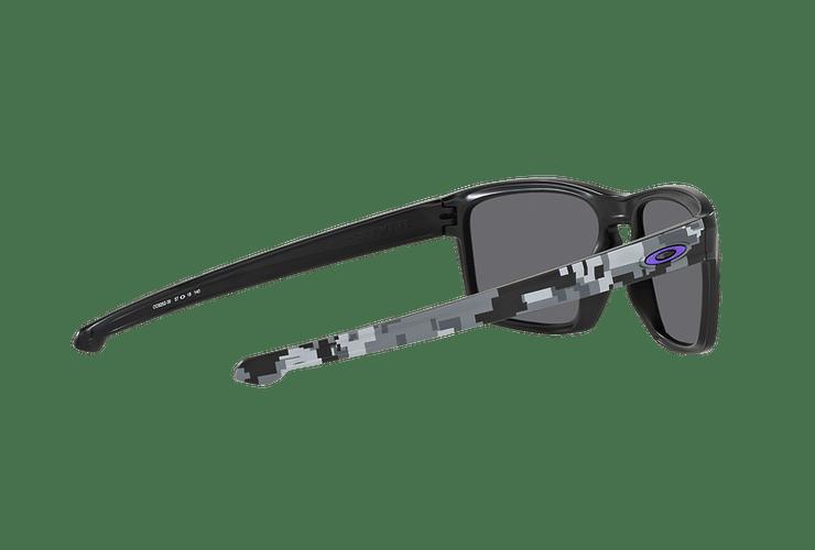 Oakley Sliver Ed. Especial Infinite Hero Matte Black lente Black Iridium cod. OO9262-3657 - Image 8