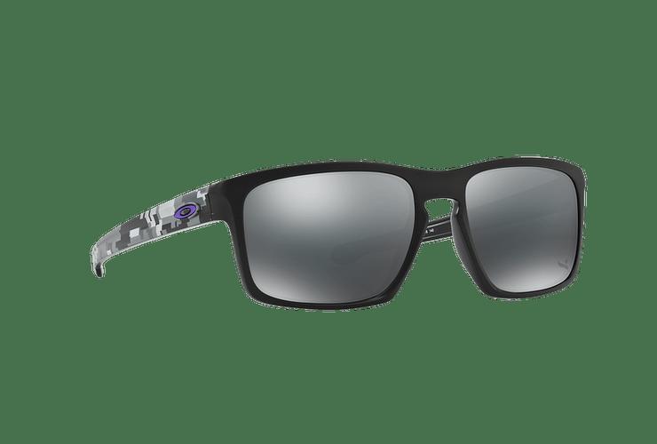 Oakley Sliver Ed. Especial Infinite Hero Matte Black lente Black Iridium cod. OO9262-3657 - Image 11
