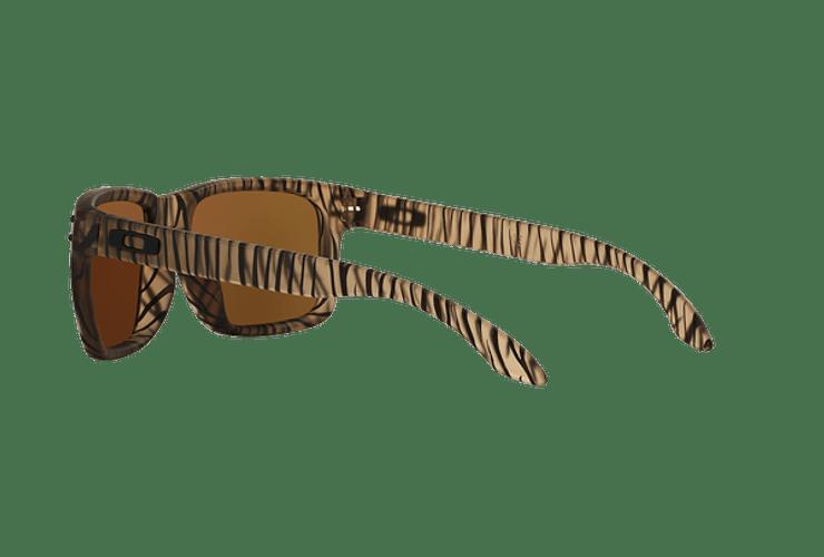 Oakley Holbrook Matte Sepia lente 24K Iridium cod. OO9102-9955 - Image 4