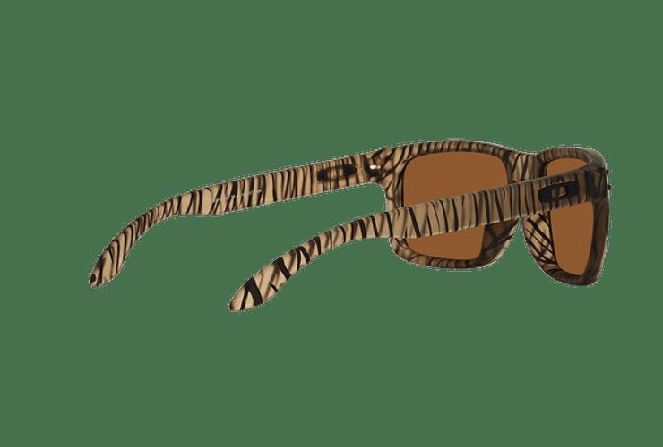 Oakley Holbrook Matte Sepia lente 24K Iridium cod. OO9102-9955 - Image 8