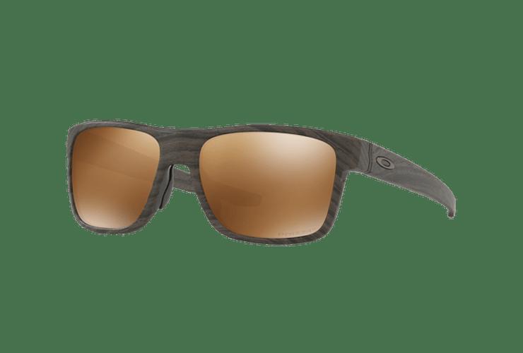 Oakley Crossrange Woodgrain lente Tungsten Prizm y Polarized cod. OO9361-0757 - Image 1