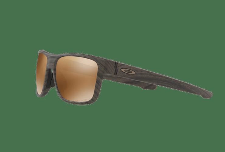 Oakley Crossrange Woodgrain lente Tungsten Prizm y Polarized cod. OO9361-0757 - Image 2