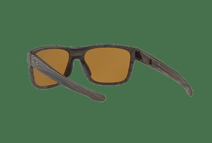 Oakley Crossrange Woodgrain lente Tungsten Prizm y Polarized cod. OO9361-0757 - Image 5