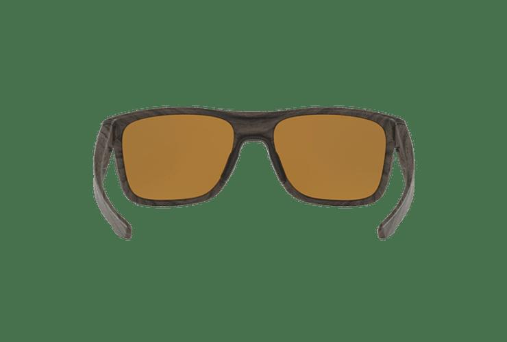 Oakley Crossrange Woodgrain lente Tungsten Prizm y Polarized cod. OO9361-0757 - Image 6