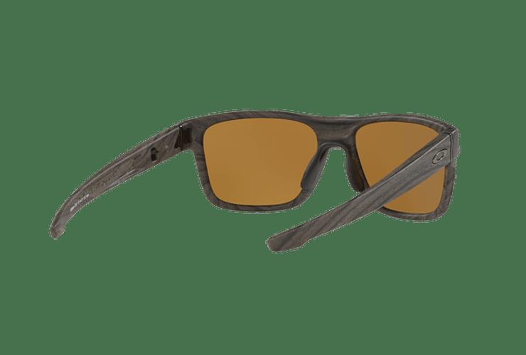 Oakley Crossrange Woodgrain lente Tungsten Prizm y Polarized cod. OO9361-0757 - Image 7
