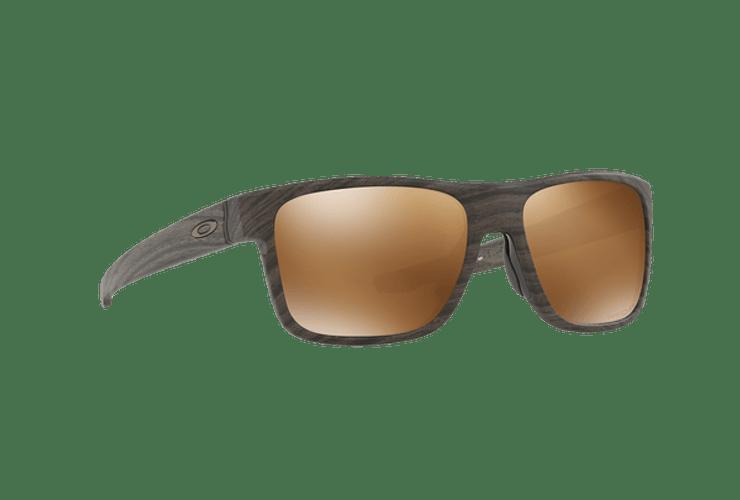 Oakley Crossrange Woodgrain lente Tungsten Prizm y Polarized cod. OO9361-0757 - Image 11