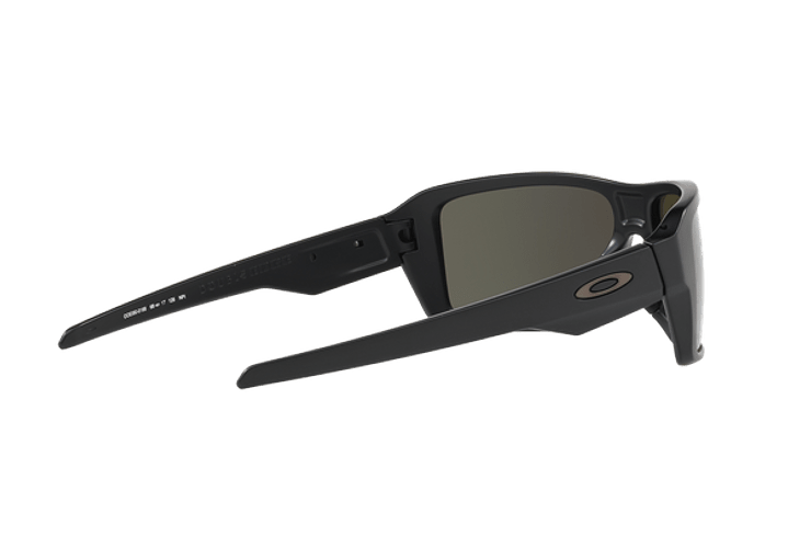 Oakley Double Edge Matte Black lente Dark Grey cod. OO9380-0166 - Image 8