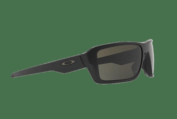 Oakley Double Edge Matte Black lente Dark Grey cod. OO9380-0166 - Image 10