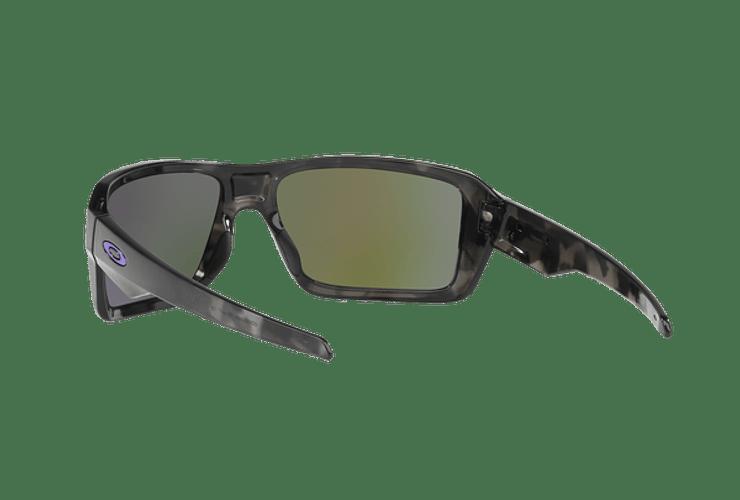 Oakley Double Edge Matte Black Tortoise lente Violet Iridium cod. OO9380-0466 - Image 5