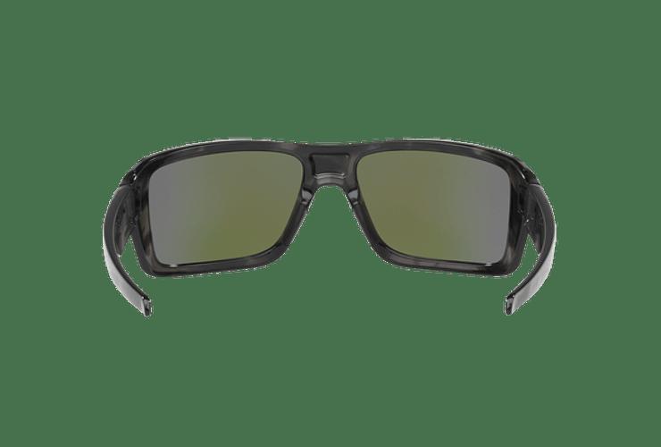 Oakley Double Edge Matte Black Tortoise lente Violet Iridium cod. OO9380-0466 - Image 6