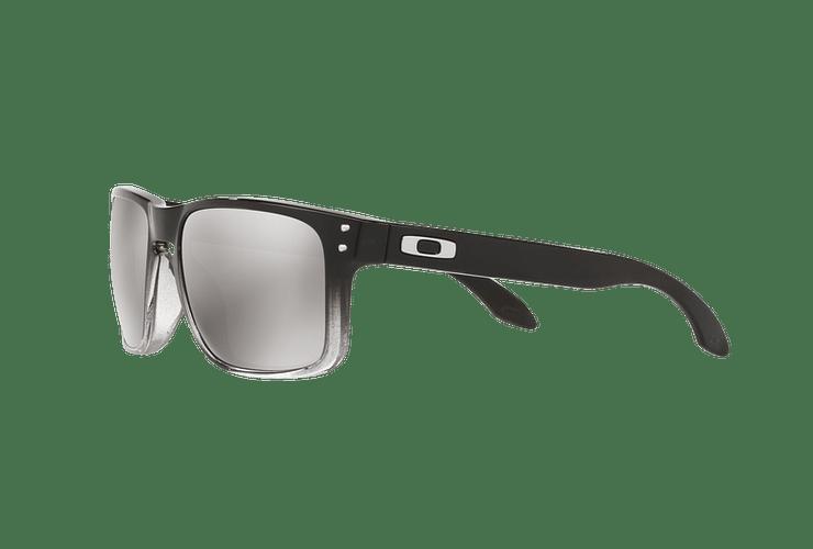 Oakley Holbrook Dark Ink Fade lente Chrome Iridium Polarized cod. OO9102-A955 - Image 2