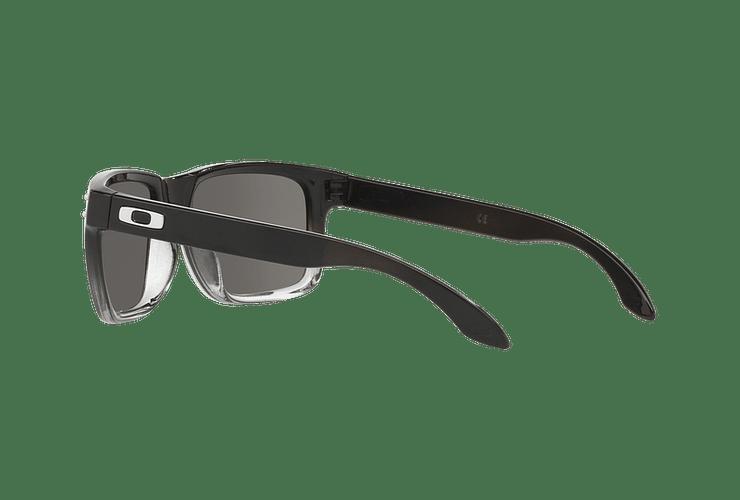 Oakley Holbrook Dark Ink Fade lente Chrome Iridium Polarized cod. OO9102-A955 - Image 4