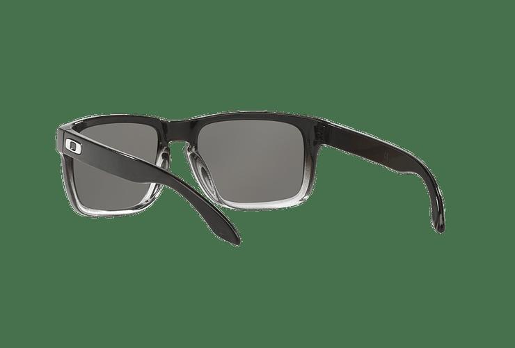 Oakley Holbrook Dark Ink Fade lente Chrome Iridium Polarized cod. OO9102-A955 - Image 5