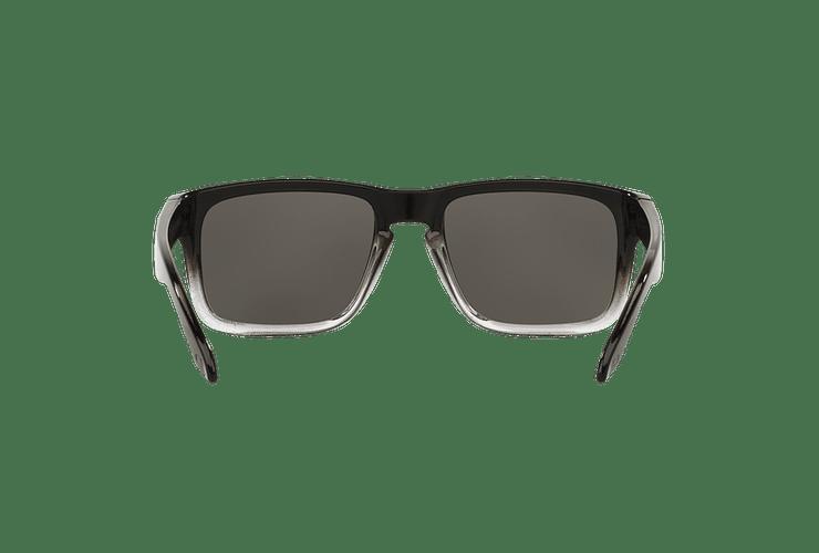 Oakley Holbrook Dark Ink Fade lente Chrome Iridium Polarized cod. OO9102-A955 - Image 6