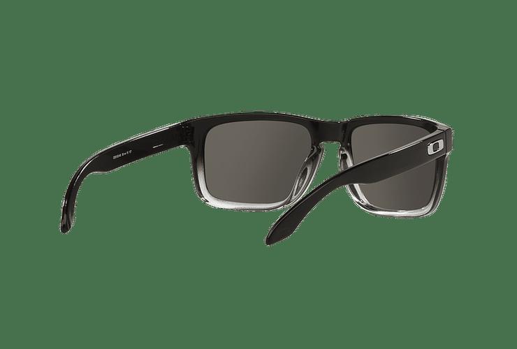Oakley Holbrook Dark Ink Fade lente Chrome Iridium Polarized cod. OO9102-A955 - Image 7