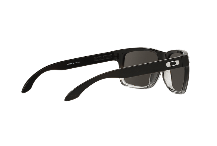 Oakley Holbrook Dark Ink Fade lente Chrome Iridium Polarized cod. OO9102-A955 - Image 8