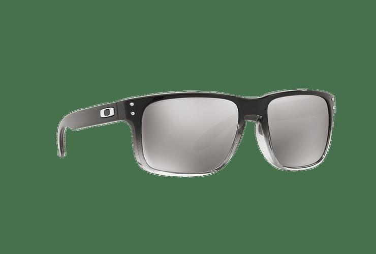 Oakley Holbrook Dark Ink Fade lente Chrome Iridium Polarized cod. OO9102-A955 - Image 11