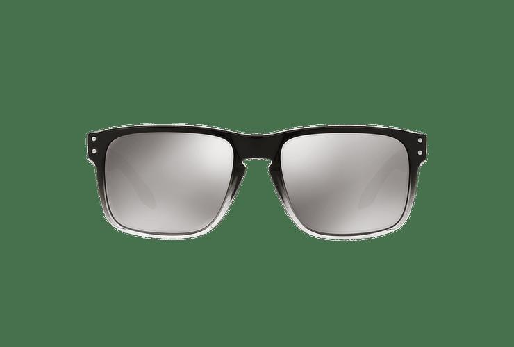 Oakley Holbrook Dark Ink Fade lente Chrome Iridium Polarized cod. OO9102-A955 - Image 12