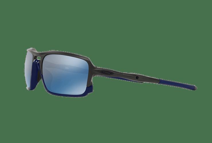 Oakley Triggerman Steel / Matte Navy lente Ice Iridium cod. OO9266-0959 - Image 2