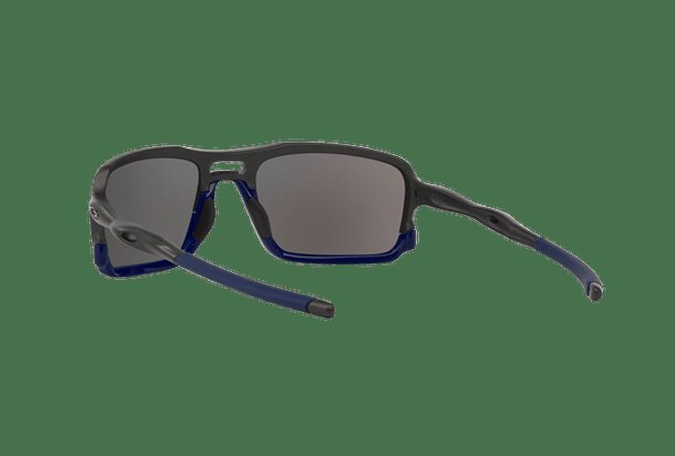 Oakley Triggerman Steel / Matte Navy lente Ice Iridium cod. OO9266-0959 - Image 5