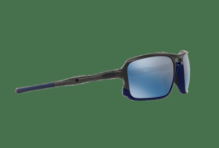 Oakley Triggerman Steel / Matte Navy lente Ice Iridium cod. OO9266-0959 - Image 10