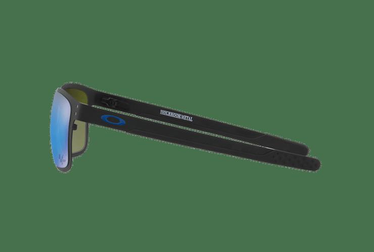 Oakley Holbrook Metal Ed. Especial Moto GP Matte Black lente Sapphire PRIZM cod. OO4123-1055 - Image 3