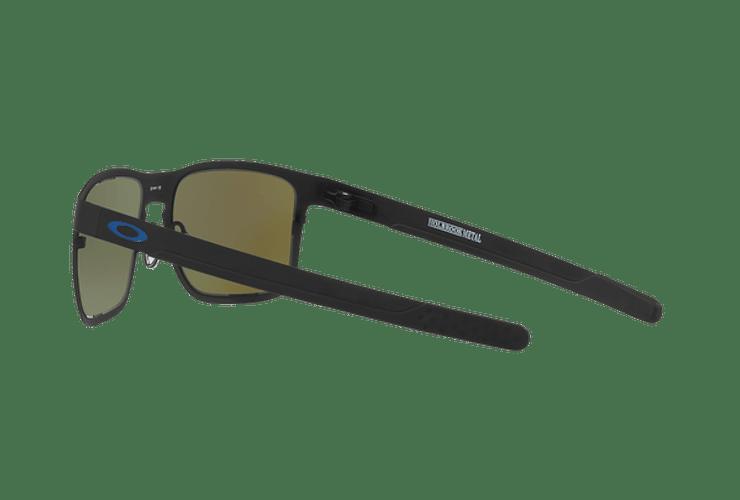 Oakley Holbrook Metal Ed. Especial Moto GP Matte Black lente Sapphire PRIZM cod. OO4123-1055 - Image 4