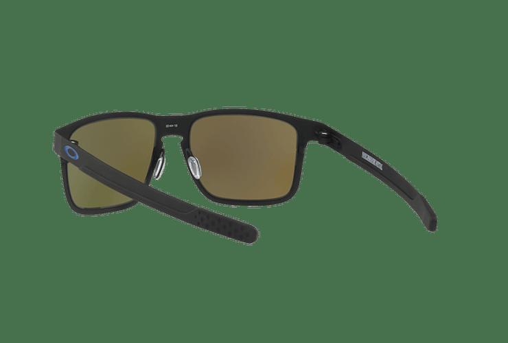 Oakley Holbrook Metal Ed. Especial Moto GP Matte Black lente Sapphire PRIZM cod. OO4123-1055 - Image 5
