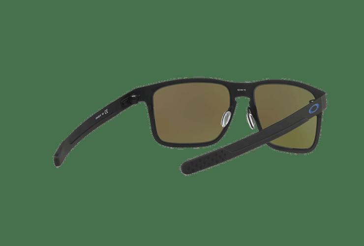 Oakley Holbrook Metal Ed. Especial Moto GP Matte Black lente Sapphire PRIZM cod. OO4123-1055 - Image 7