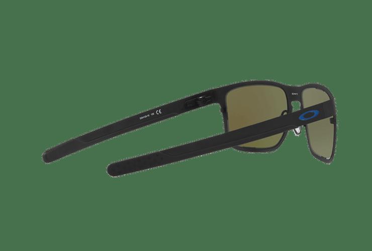 Oakley Holbrook Metal Ed. Especial Moto GP Matte Black lente Sapphire PRIZM cod. OO4123-1055 - Image 8