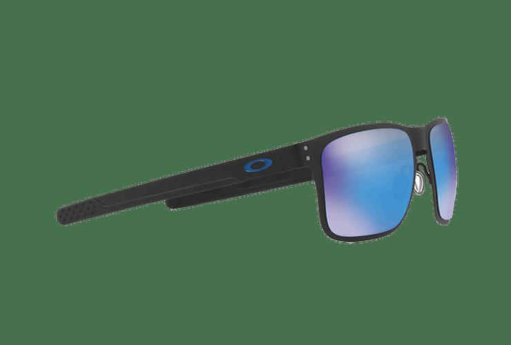 Oakley Holbrook Metal Ed. Especial Moto GP Matte Black lente Sapphire PRIZM cod. OO4123-1055 - Image 10