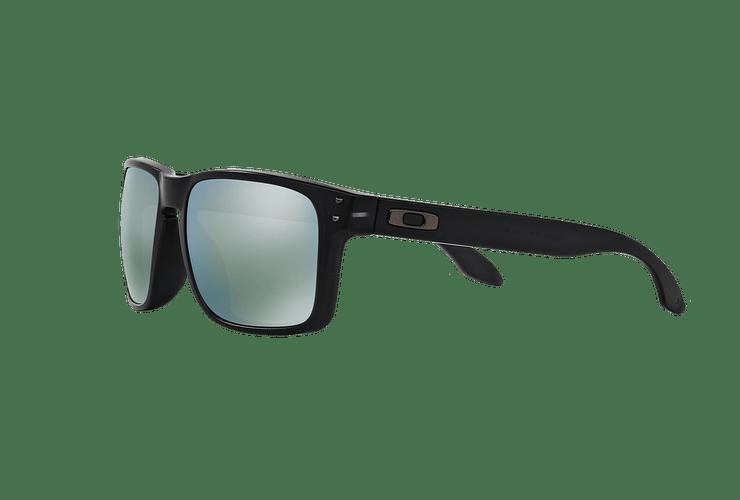 Oakley Holbrook (A) Matte Black Ink lente Emerald Iridium cod. OO9244-0756 - Image 2
