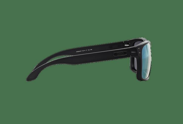 Oakley Holbrook (A) Matte Black Ink lente Emerald Iridium cod. OO9244-0756 - Image 9