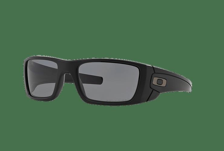 Oakley Fuel Cell Matte Black lente Grey Polarized cod. OO9096-0560 - Image 1