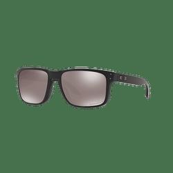 Oakley Holbrook Matte Black lente Black Prizm y Polarized cod. OO9102-D655