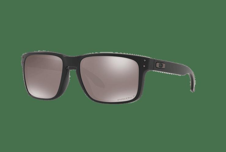 Oakley Holbrook Matte Black lente Black Prizm y Polarized cod. OO9102-D655 - Image 1