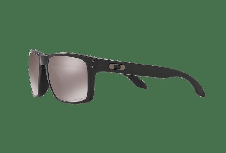 Oakley Holbrook Matte Black lente Black Prizm y Polarized cod. OO9102-D655 - Image 2