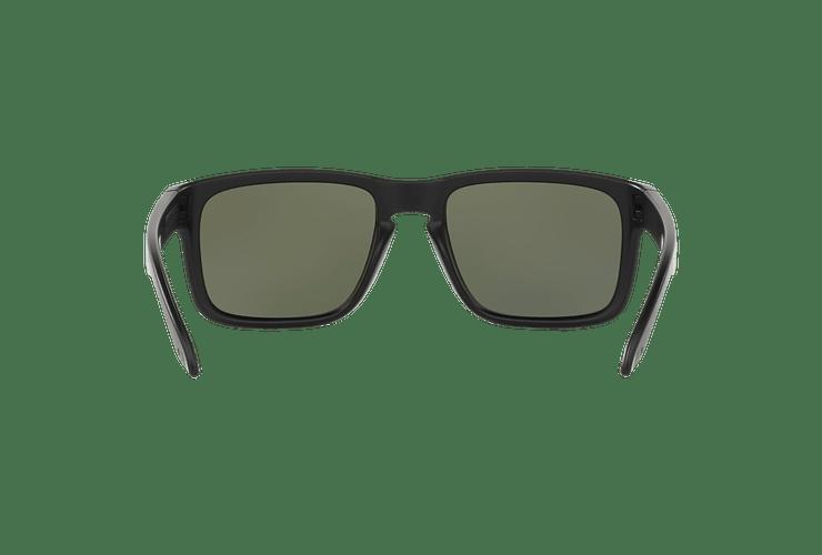 Oakley Holbrook Matte Black lente Black Prizm y Polarized cod. OO9102-D655 - Image 6
