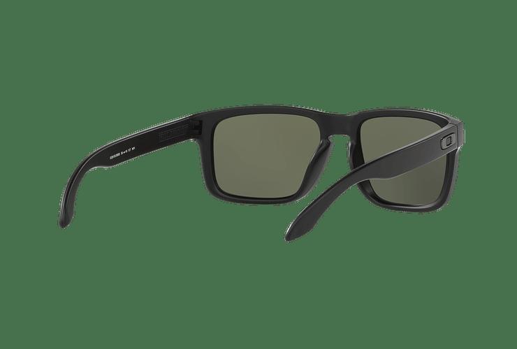 Oakley Holbrook Matte Black lente Black Prizm y Polarized cod. OO9102-D655 - Image 7
