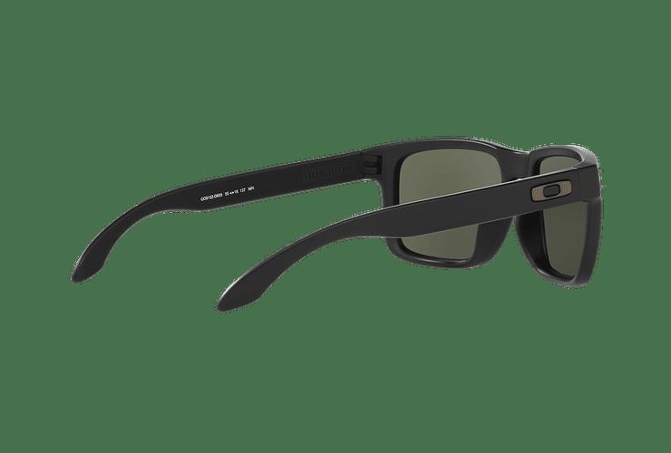Oakley Holbrook Matte Black lente Black Prizm y Polarized cod. OO9102-D655 - Image 8