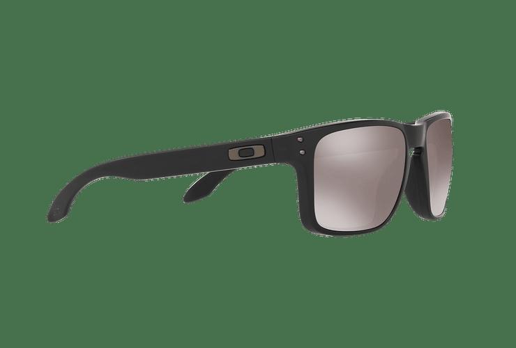 Oakley Holbrook Matte Black lente Black Prizm y Polarized cod. OO9102-D655 - Image 10