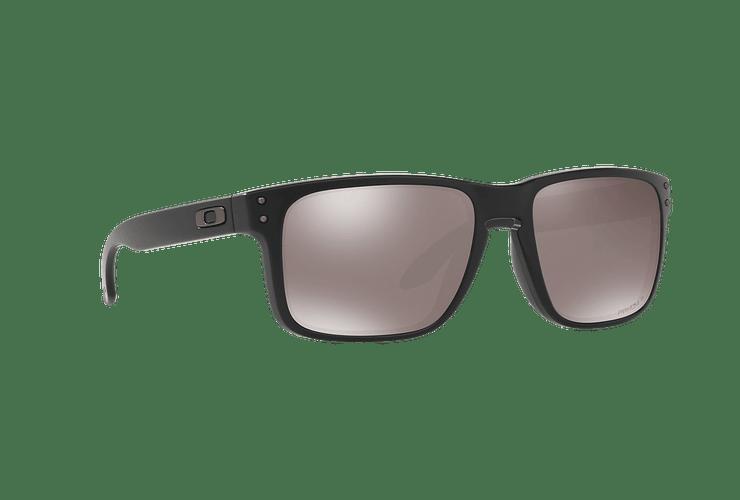 Oakley Holbrook Matte Black lente Black Prizm y Polarized cod. OO9102-D655 - Image 11